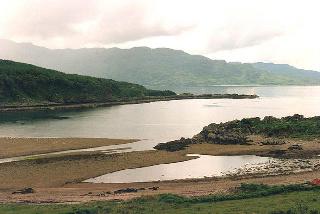 "View of ""Camusfeàrna"" Bay"