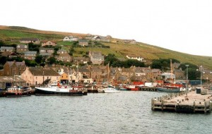 Stromness, Orkney's second town