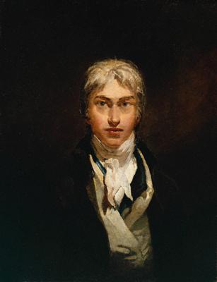 Self-portrait of the artist J M W Turner (1775-1851)