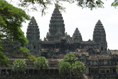 Angkor Wat, Cambodia's national symbol