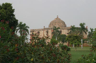 Qila-i-Kuhna Masjid (Old Fort Mosque), Delhi