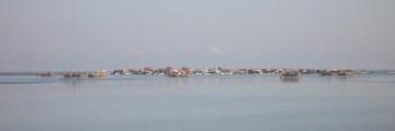 Bungin Island off the coast of Sumbawa, Indonesia