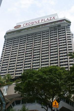 Hotel Crowne Plaza Mutiara in Kuala Lumpur