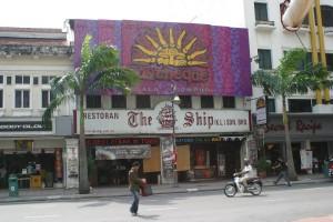 The Ship Restaurant in Jalan Bukit Bintang, Kuala Lumpur