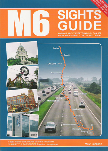 Cover of the M6 Sights Guide by Mike Jackson