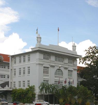 Eastern & Oriental Hotel, George Town, Penang