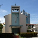 Church of St Francis Xavier in Jalan Penang, Georgetown, Penang