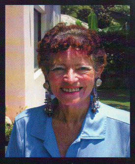 Ginnie Bedggood - author of Quisqueya