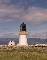 The lighthouse at Dunnet Head