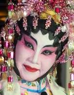 Cantonese opera singer