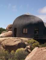 Mountain lodge in Northern Cape Province, South Africa