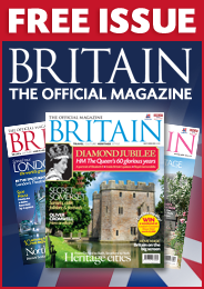 BRITAIN - The Official Magazine