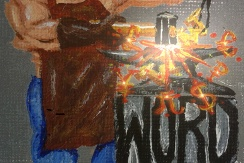 Cover detail of WWWordsmith: Forging a living from online writing