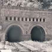 Simplon Tunnel, Italian (southern) entrance