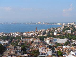 Puerto Vallarta in Jalisco State, Mexico