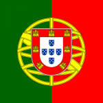 Flag of Portugal (square, 150px thumbnail)