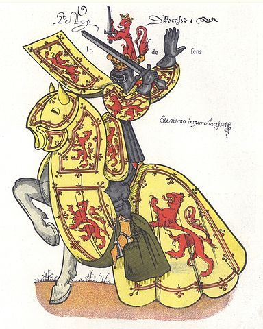 king-of-scots-armorial
