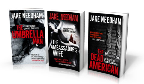 The Inspector Samuel Tay series by Jake Needham