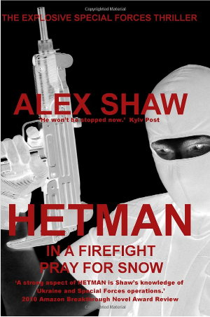 """Hetman"" by Alex Shaw"