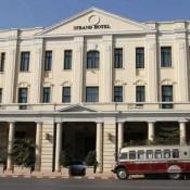 Strand Hotel, Rangoon