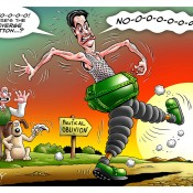 Brighty cartoon of Ed Miliband