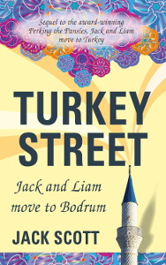 "Front cover of ""Turkey Street"""
