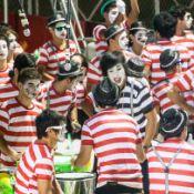 Carnaval Encarnaceno in Encarnación, Paraguay